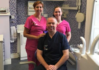 The dental team at Rathmines Dental