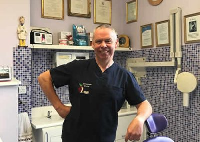 Brian McEniff, Dentist, Rathmines Dental