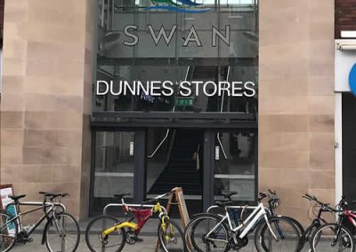 The Swan Centre opposite Rathmines Dental